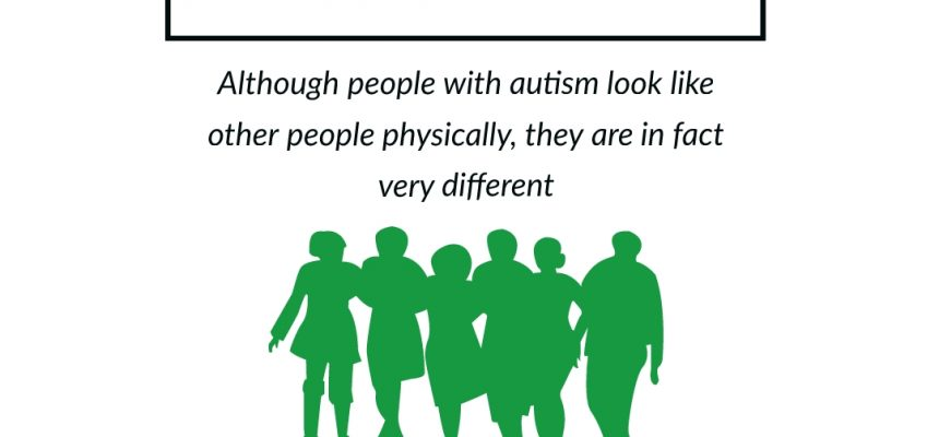 AUTISM DIFFERENCE